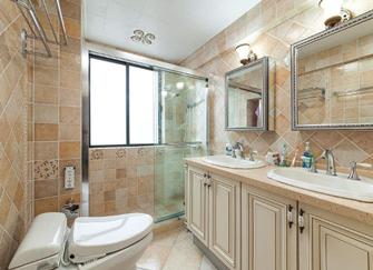 卫生间瓷砖选购 卫生间贴什么瓷砖好看