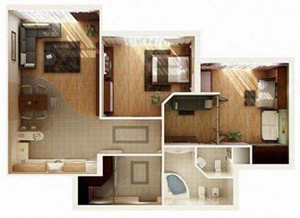 45平小户型房屋装修 怎样装修性价比