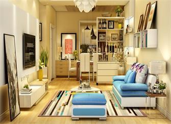 房子装修效果图  小户型装修案例欣赏