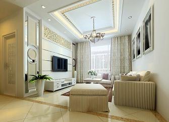 小客厅室内设计原则 小面积也能有大空间