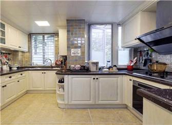 厨房装修的基本流程是什么  厨房装修有哪些注意事项