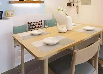 76平米小户型二居室装修案例 简约时尚小户型装修效果图
