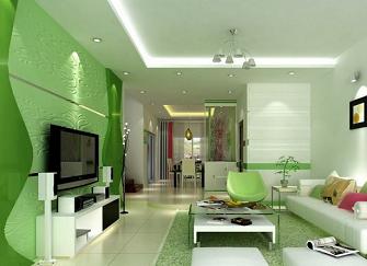 室内装修设计颜色搭配的基本原则