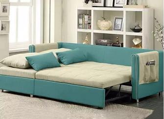 小户型家庭卧室创意隐形床如何设计