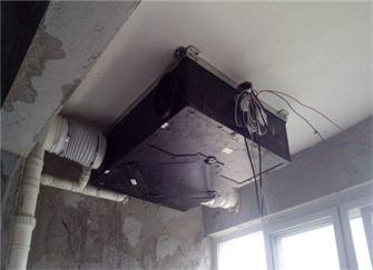 家用新风系统选购安装注意事项