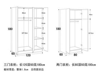 家装人体工程学尺寸大全 这么设计还怕不便捷?