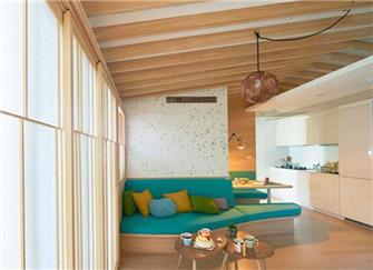 小户型公寓如何装修比较好  43平单身公寓装修案例分享