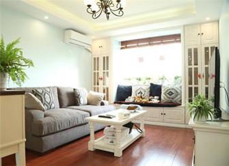 98平米三室两厅新房装修设计 半包装修总共花费10万