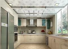 家庭吊顶装修用什么材料比较好?石膏板吊顶PK铝扣板吊顶