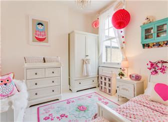 超详细儿童房装修攻略 儿童房装修实例鉴赏