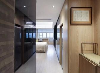 48㎡单身公寓简约风格实景图 28万的装修费业主直呼赚到了(多图)