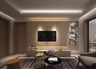 2018电视背景墙设计大全 20种电视背景墙装修方案