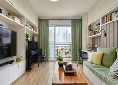 60㎡小户型房屋经典装修方案 可以简约精致但绝不简陋