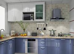 厨房建材哪些耐脏  4招帮你解决清洁厨房清洁难题!