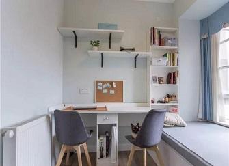 榻榻米書房書桌應該怎么設計