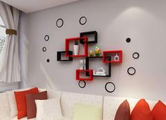 12款单面墙壁创意设计  不同风格的创意墙面搭配技巧