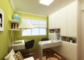 小户型书房装修4大注意事项 小户型书房装修4大要素