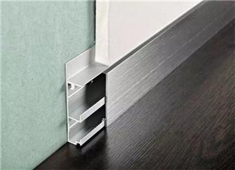史上最全的踢脚线知识介绍 踢脚线不能忽略的家装细节