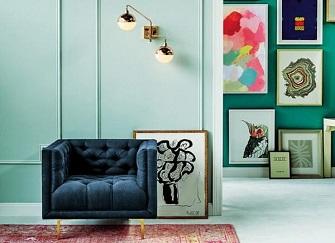 家庭裝修室內色彩搭配原理與技巧