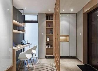 家庭小戶型入戶玄關怎么裝修 裝修一個顏值與內涵的家