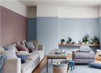 家庭装修墙面搭配什么颜色好看?