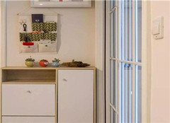 两居室小户型简约风装修效果图赏析  简简单单不失家的温暖