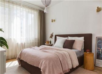 98平两室两厅装修案例 清新北欧风打造幸福小两居