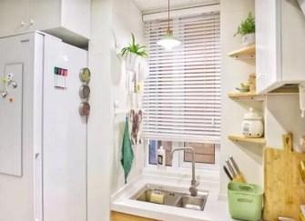 临沭90平3居室北欧风家装案例(多图) 收纳功能简直爆棚