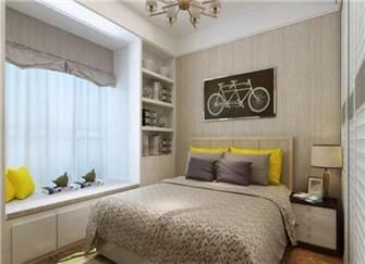 130平三室一厅装修案例 原木北欧混搭风美到窒息