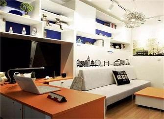 30平米一室户装修 多功能家具选购是核心
