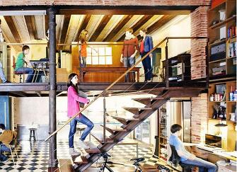 复式办公室设计布局 复式办公室如何装修设计