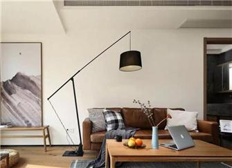 日式极简禅意装修风格 打造完美120平米三居室