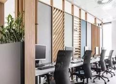 600平极简北欧风办公室装修设计(多图)  新生代人群工作场合