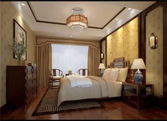 中式装修风格搭配窗帘选购6大技巧