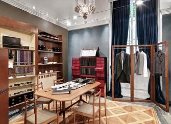 开服装店怎么装修  二十平米的服装店装修