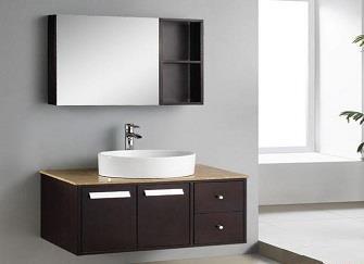卫浴私密收纳好帮手 镜面储物柜了解一下