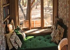 这样的飘窗设计让你的卧室瞬间大一倍