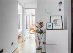 100平米三居室装修 简单设计就是好
