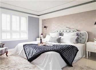 卧室装修如何配色好看  10个实用的卧室装修配色技巧分享