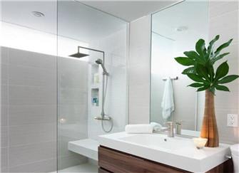 卫生间装修需要注意什么?不想漏水有异味就得这么做