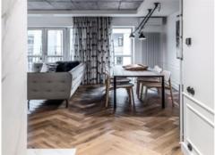 地板的铺贴方法有几种? 九种个性铺贴方法让你家与众不同