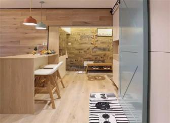 48平米旧房极限改造 三室一厅竟然还能容纳浴缸!