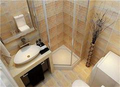 卫生间淋浴房地面做法 安全防滑 不再湿哒哒!
