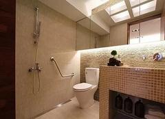 家装中卫生间防滑处理不可忽视,妙招在这里