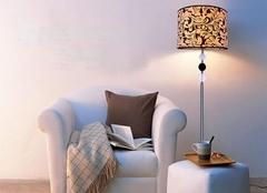 搭配家居布置的落地灯挑选的三大要点