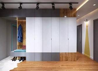 入户门厅只能放鞋? 入户门厅柜如何设计