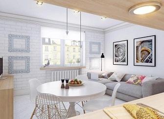 平凉40㎡小户型公寓 小户型大空间