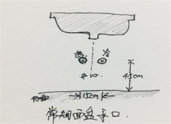 设计师手绘16图:家庭装修水电点位布局+开关插座布置