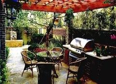 仙桃市庭院设计装修效果图 庭院设计装修技巧
