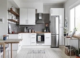 小户型厨房布置 小厨房扩容妙招